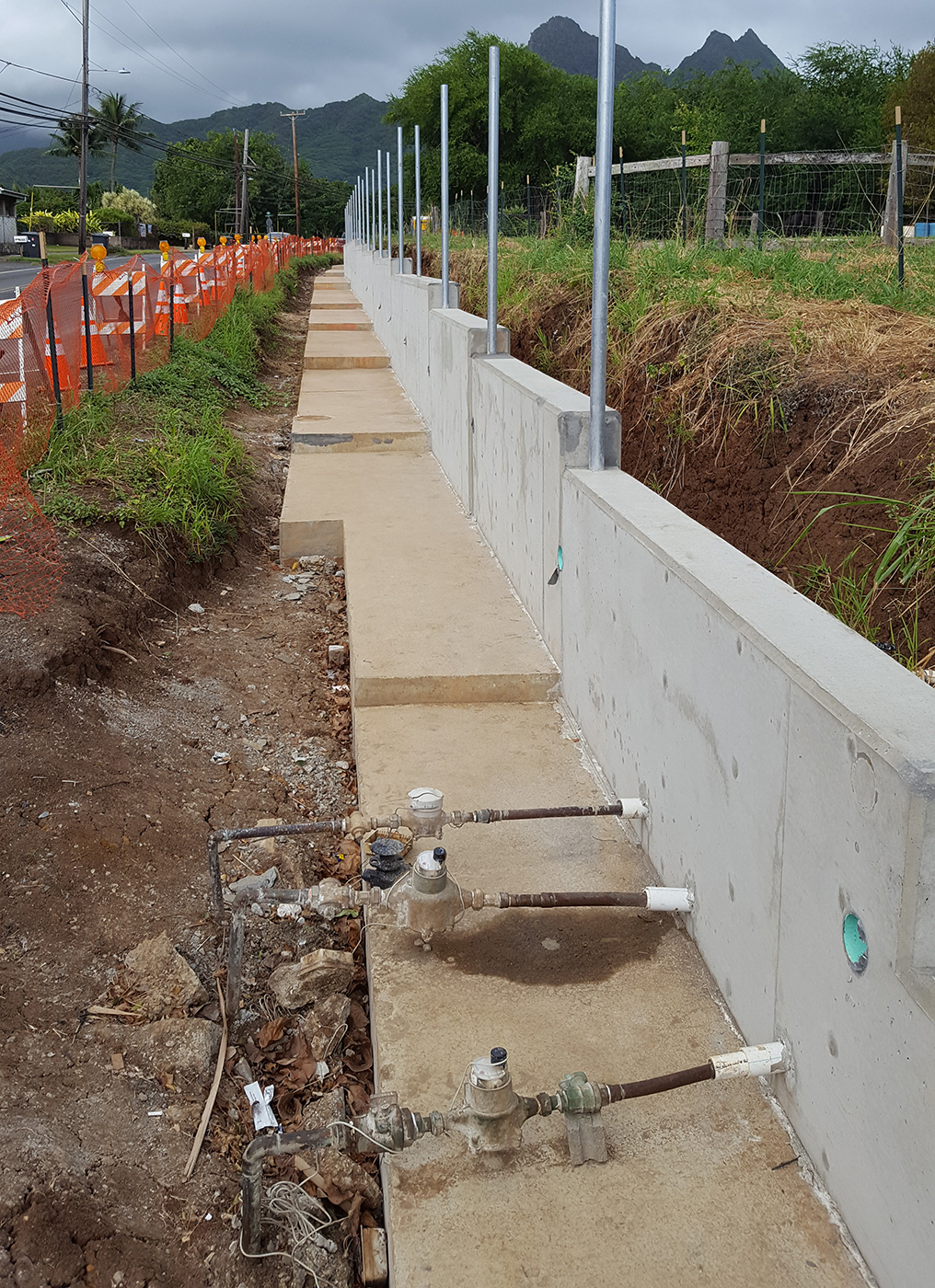 Concrete Work | Ke Nui Construction